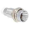LED Socket 3-IN-VERT-CHR