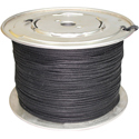 Cloth covered wire BLK-1000ft
