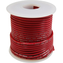 Wire 600V-STR-50ft Red