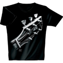 T-Shirt Cosmic Guitar L