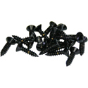 Pickguard Screws PGS-N-20 black