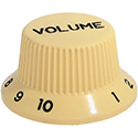 Guitar knob VOL-CRM