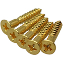 Bridge Screws Gold