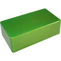 Enclosure 125B-Apple Green Sparkle-Bulk