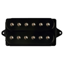 DiMarzio DP166FBK The Breed Bridge