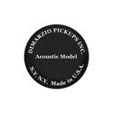 DiMarzio DP130BK Acoustic Model