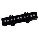 DiMarzio DP548BK Ultra Jazz 5 String Bridge