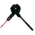 DD3242BK Custom Italian Acoustic Strap Black