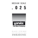 Warwick SI-BLK-MED-025