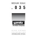 Warwick SI-BLK-MED-035