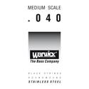 Warwick SI-BLK-MED-040