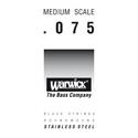 Warwick SI-BLK-MED-075