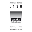 Warwick SI-BLK-MED-130