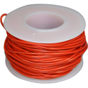 Wire, 0,35mm, orange, 15m