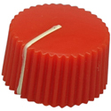 Amp style knob Orange