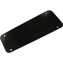 Wah pedal bottom plate