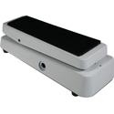 Wah pedal shell ECO-Crystal White-STD