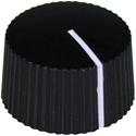 Amp style knob LC-Black