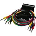 Alpha Audio Patch cable set STR-MO-1,5m