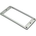 Schaller Frame HB-1-STR-MET-CUR-LO-Satin Chrome