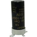 Weber Elytics 100+100uF 500VDC