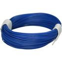 Wire 0,04mm, blue 10m