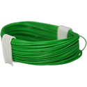 Wire 0,04mm, green 10m