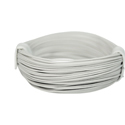 Wire 0,04mm, white 10m