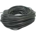 PVC Wire 0,75mm, black 25m