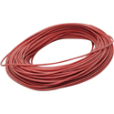 Silicon Wire 0,75mm, red 25m