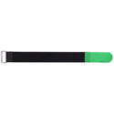 Velcro cable ties, 50x500mm, 10pcs, Green
