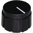 Knob Ruttora-1600 Black