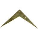 Toronzo Tailpiece V-Gold