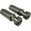Toronzo Tailpiece Studs TS1-Nickel