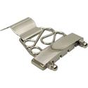 Toronzo Tailpiece SEMI-B-Chrome