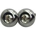 Toronzo Strap Button TZ-14S-Chrome