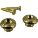 Toronzo Strap Button TZ-15-Gold