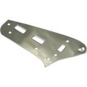 Toronzo Control Plate JG-MSTG-RVV-Chrome