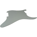 Toronzo Pickguard ST-NH-1PLY-White