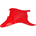 Toronzo Pickguard ST-NH-3PLY-Pearl Red