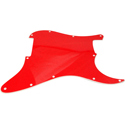 Toronzo Pickguard ST-NH-2PLY-Sparkle Red
