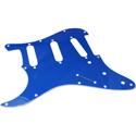 Toronzo Pickguard ST-SSS-LH-2PLY-Sparkle Blue