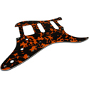 Toronzo Pickguard ST-HSS-3P-3PLY-Wild Cat Orange