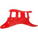 Toronzo Pickguard ST-HSS-3P-2PLY-Sparkle Red