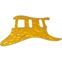 Toronzo Pickguard ST-HSS-2P-3PLY-Pearl Yellow