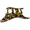 Toronzo Pickguard ST-HSS-2P-3PLY-Wild Cat Yellow