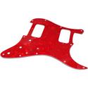 Toronzo Pickguard ST-HH-3P-3PLY-Pearl Red