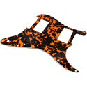 Toronzo Pickguard ST-HH-3P-3PLY-Wild Cat Orange