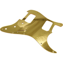 Toronzo Pickguard ST-HH-3P-2PLY-Mirror Gold