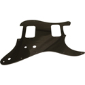 Toronzo Pickguard ST-HH-2PTS-1PLY-Black